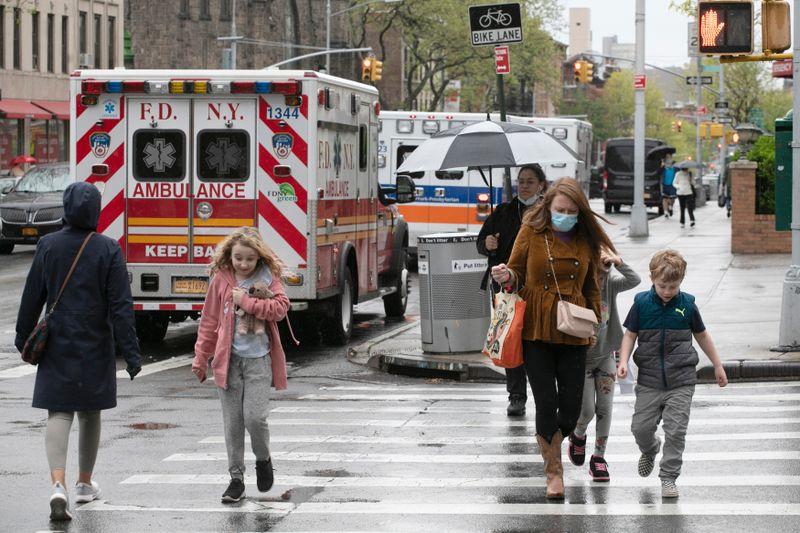New York, photo: ČTK / AP Photo / Mark Lennihan