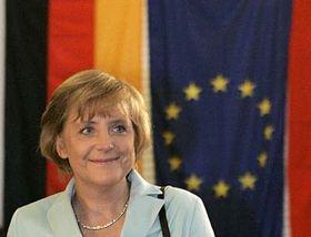 Šéfka CDU Angela Merkelová, foto: ČTK