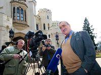 Karel Schwarzenberg, foto: CTK