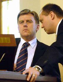Miloslav Vlček (vlevo), foto: ČTK