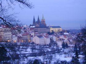 Самой большой замок в мире - Пражский град