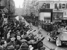 Брно, март 1939 г., Фото: Bundesarchiv (Wikimedia)