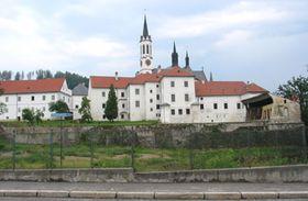 Monasterio cisterciense de Vyssí Brod
