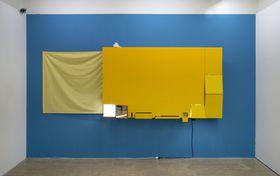 """Jiří Černický: """"Zentrifugale Tafel"""" (Foto: Archiv der Westböhmischen Galerie in Pilsen)"""