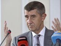 Finance Minister Andrej Babiš, photo: ČTK