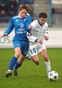 В гостях у команды «Либерца» «Баник» победил со счетом 2:0 (Фото: ЧТК)