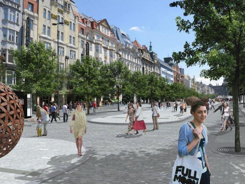 Вацлавская площадь, фото: Cigler Marani Architects