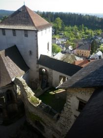 Château fort de Lipnice, photo: Archives de Radio Prague