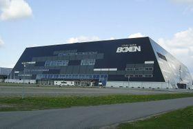 Арена в Хернинге, фото: T-Stone CC BY-SA 3.0