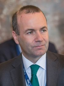 Manfred Weber, photo: Archiv of the European People's Party, Wikimedia Commons, CC BY 2.0