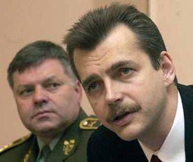 Pavel Stefka, Jaroslav Tvrdik, foto: CTK