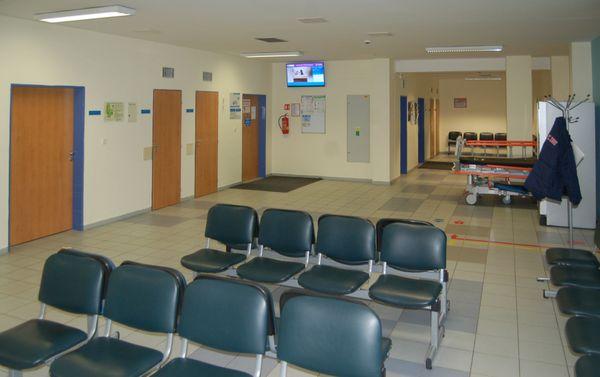 Benešov hospital, photo: ČTK/Jan Kholl