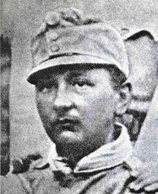 Jaroslav Hašek, rok 1915