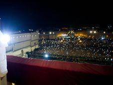 Le pape François, photo: CTK