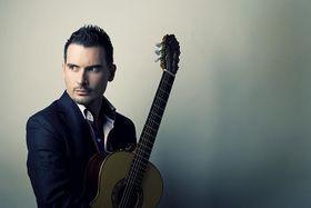Carlos Piñana, foto: presentación oficial del festival Flamencool