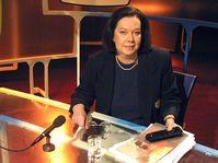 Yvonne Přenosilová, photo: ČT24