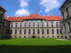 El monasterio de Plasy, foto: Archivo del Instituto Checo de Patrimonio Nacional
