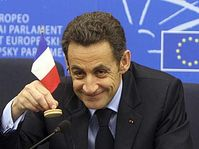 Nicolas Sarkozy, photo: CTK