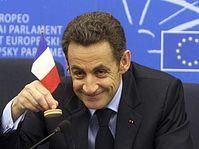 Nicolás Sarkozy (Foto: CTK)