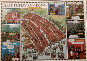 """Золотая гавань. Амстердам"", фото: Катерина Айзпурвит"