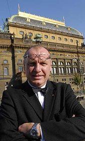 Bývalý ředitel Národního divadla Daniel Dvořák, foto: ČTK