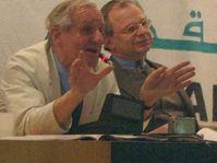 Petr Skarlant et Ales Pohorsky