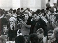 Miroslav Ondříček et Miloš Forman, photo: Zlatá šedesátá / ČT
