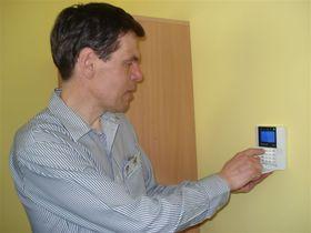 Dalibor Dědek, foto: Radana Schaeferová