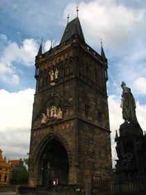 Staroměstská mostecká věž, foto: Štěpánka Budková