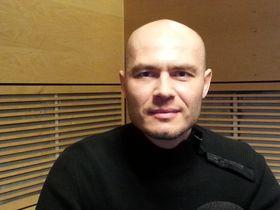 Pavel Blažek, photo: Ian Willoughby