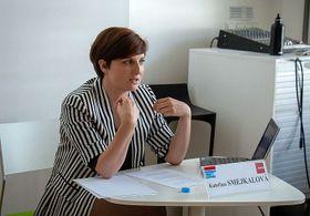 Kateřina Smejkalová (Foto: Archiv der Friedrich-Ebert-Stiftung)