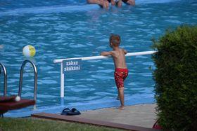 La piscine dans la vallée de Divoká Šárka, photo: Ondřej Tomšů