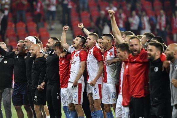 Slavia Praga, foto: ČTK / Vít Šimánek