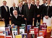 Feierlicher Abschluss der Tschechischen Bibliothek in Berlin