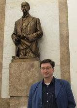 Alain Soubigou, photo: Forum / Univerzita Karlova