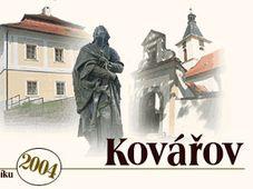 Kovarov, `Dorf des Jahres 2004` (Foto: mesta.obce.cz/)