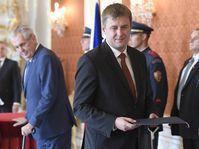 Tomáš Petříček, photo: Ondřej Deml/ČTK