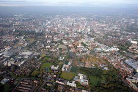 Manchester, photo: Daniel Nisbet, Flickr, CC BY-SA 2.0