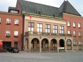 Rathaus in Zlín (Foto: hugo, Public Domain)