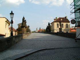 Карлов мост без туристов