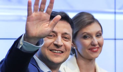 Владимир Зеленский, фото: ЧТК / АП / Вадим Гхирда
