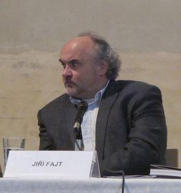Jiří Fajt (Foto: Martina Schneibergová)