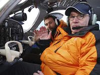Petr Bold and Richard Santus, photo: CTK