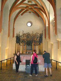 Pinkas-Synagoge heute