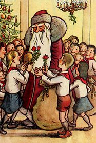 Grandfather Frost, source: Public Domain