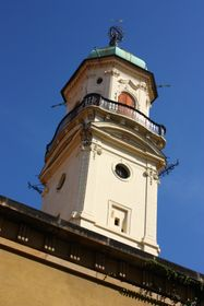 The astronomical tower
