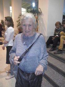 Margarete Hampel (Foto: Markéta Kachlíková)