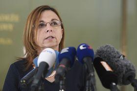 Viceprezidentka Svazu průmyslu adopravy ČR Milena Jabůrková, foto: ČTK/Ondřej Deml
