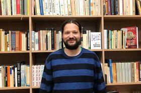 Ondřej Janeček, foto: Juan Pablo Bertazza