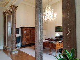 Daniel Herman's office, photo: Ondřej Tomšů